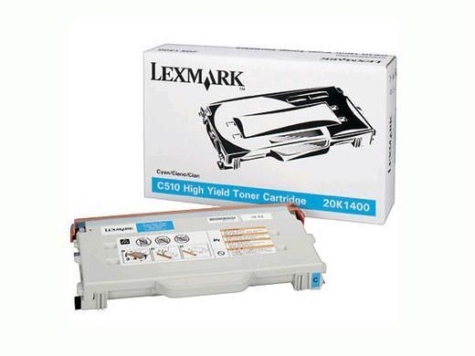 Lexmark Toner Cartridge - Cyan - 6600 Pages At 5% Coverage