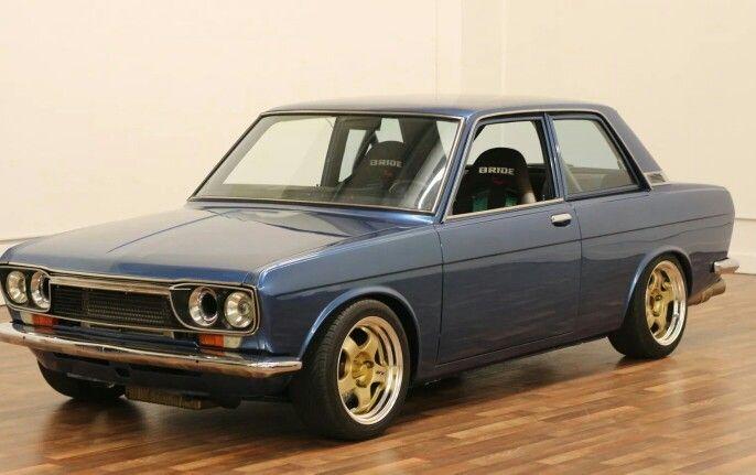 1972 Datsun 510 | Sports Car | Datsun 1600, Japan cars, Cars
