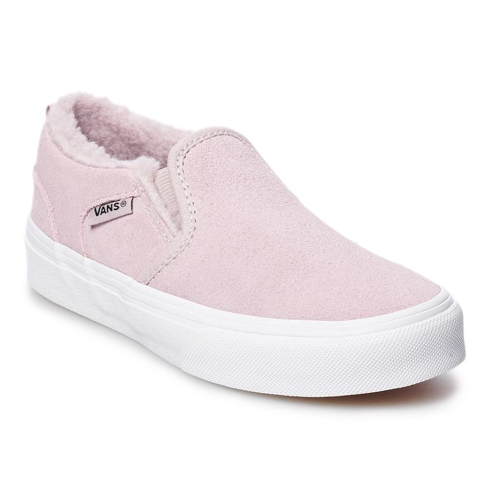 Vans Asher Girl's Skate Shoes