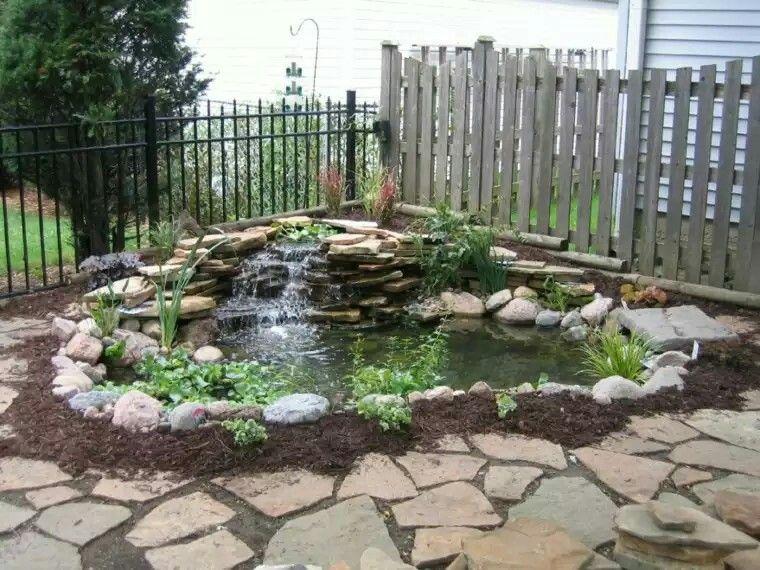 Fuente para jardin Outdoor \ Patio Decoration Pinterest Fish