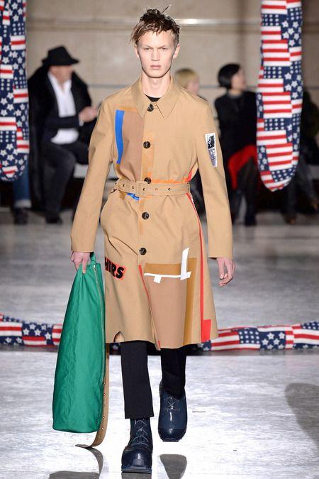 Raf Simons | Fall 2014 Menswear Collection | Style.com