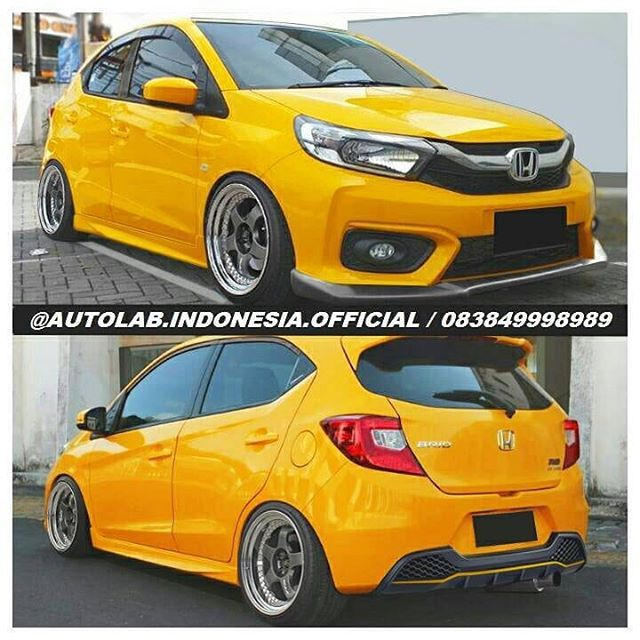 Pin By Stance Nationesia On It S All About Speed Honda Brio Honda Brio