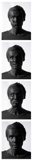 Comédien : Sylvain Lablée Styliste and make up : XX XY La gazette de Marcel Rose