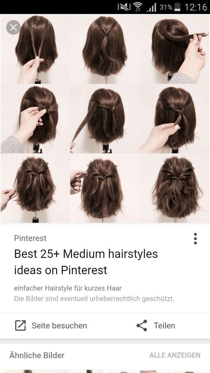 Pin Von Brittany Morgado Auf Style Haare Frisuren Frisur Ideen