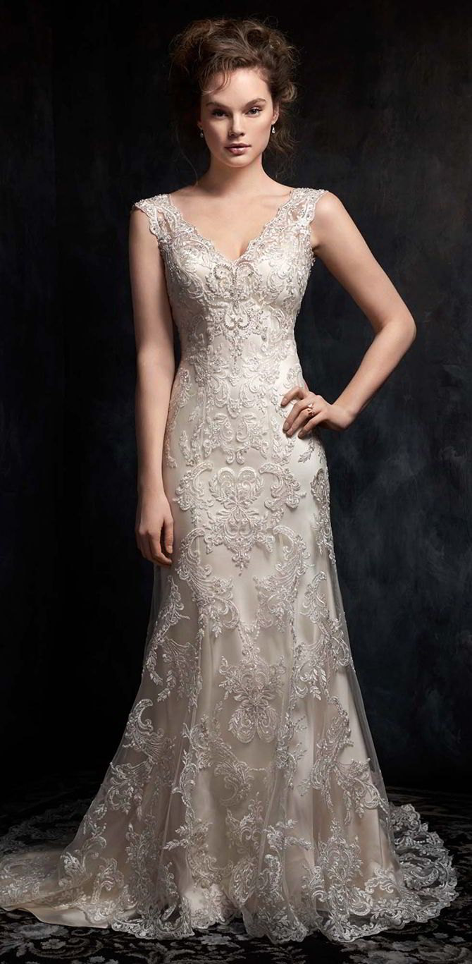 fall bridal party pictures%0A Kenneth Winston Fall      Wedding Dresses