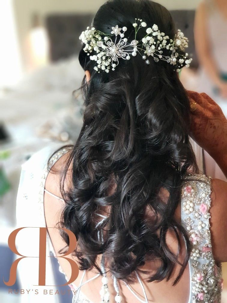 Hairstyle For Wedding Party Unique Bridal Hair Wedding Wedding Hair And Make Up Bridal Makeup