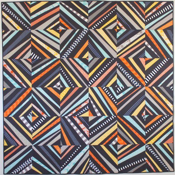 Modern Quilt Design: 7 Tips for Getting Started | Quilt design ... : modern quilt tutorial - Adamdwight.com