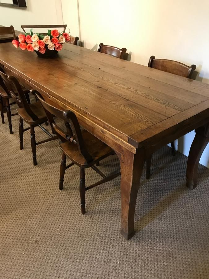Large Extending Dining Table Seats 16