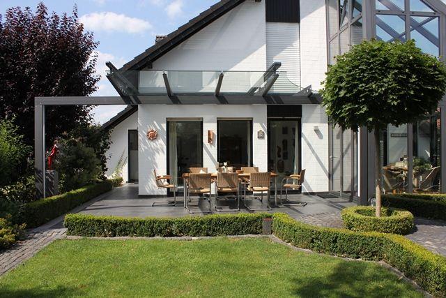 GLADIUS - Das Glasdach für Individualisten Garten Pinterest - 28 ideen fur terrassengestaltung dach