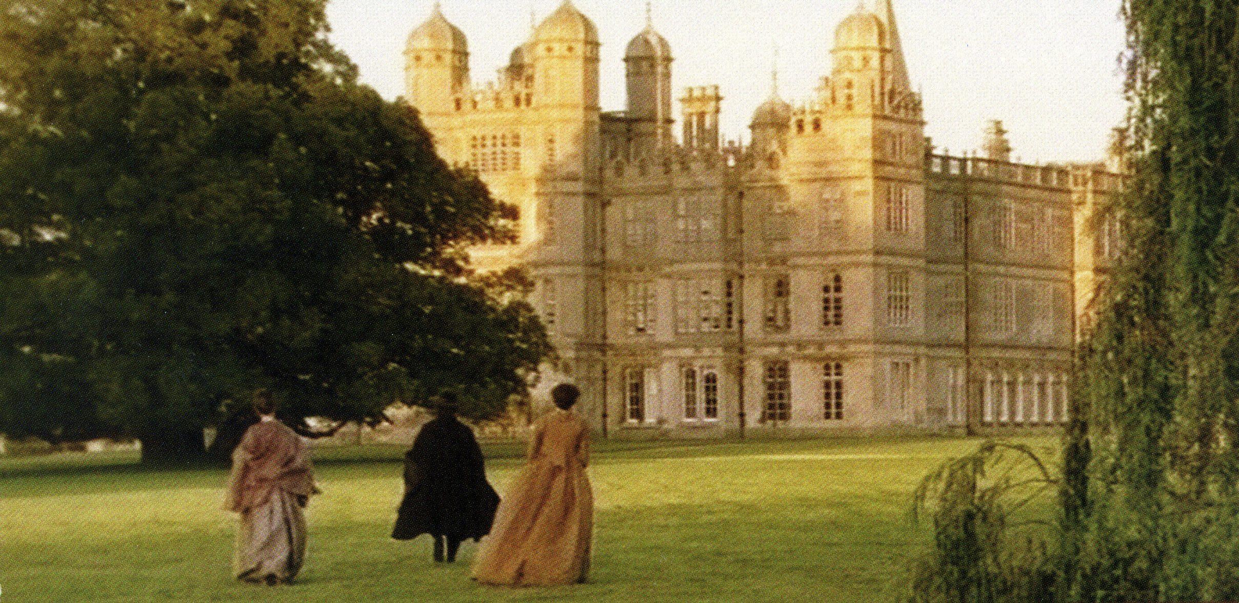 Burghley House Filmed On Pride Prejudice Pride And Prejudice