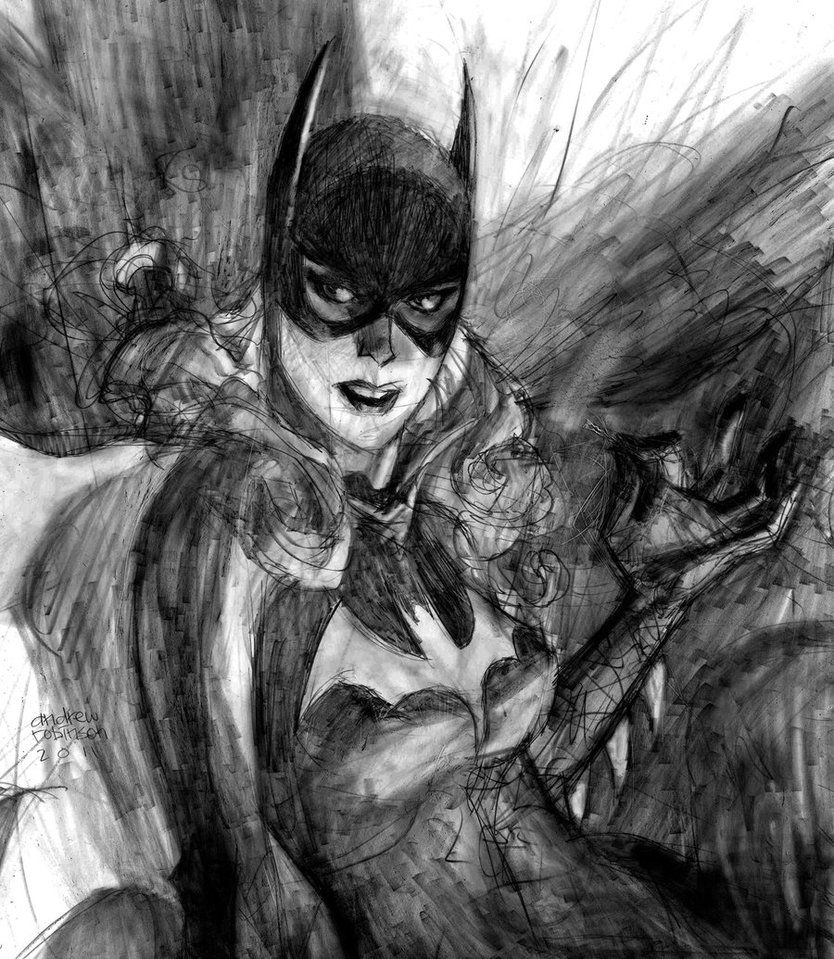batwoman by ~Andrew-Robinson on deviantART