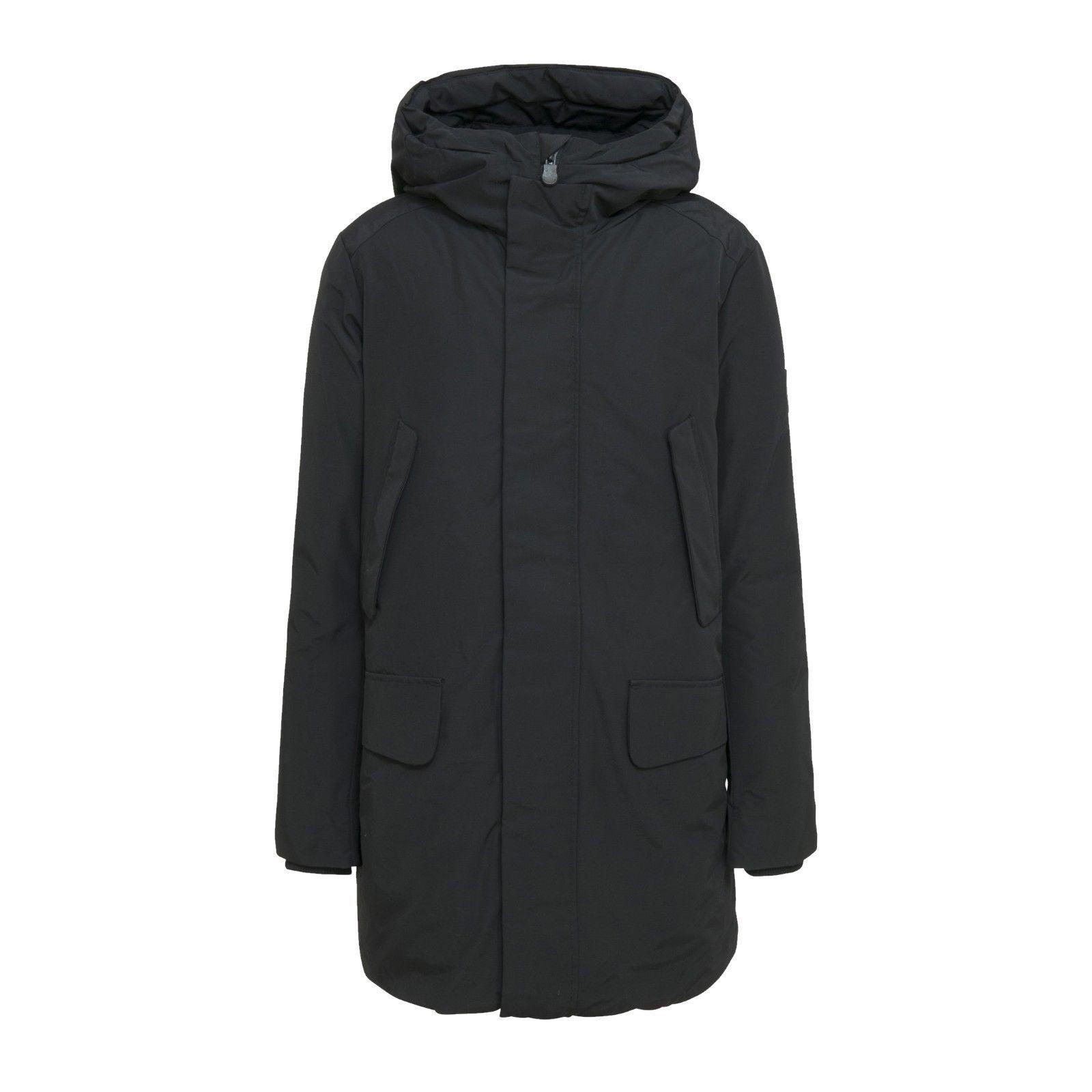 598 00 Save The Duck Men S Plumtech Fill Hooded Copy Parka Winter Coat Jacket Black Save Duck Mens Plumte Winter Coats Jackets Coats Jackets Jackets [ 1600 x 1600 Pixel ]