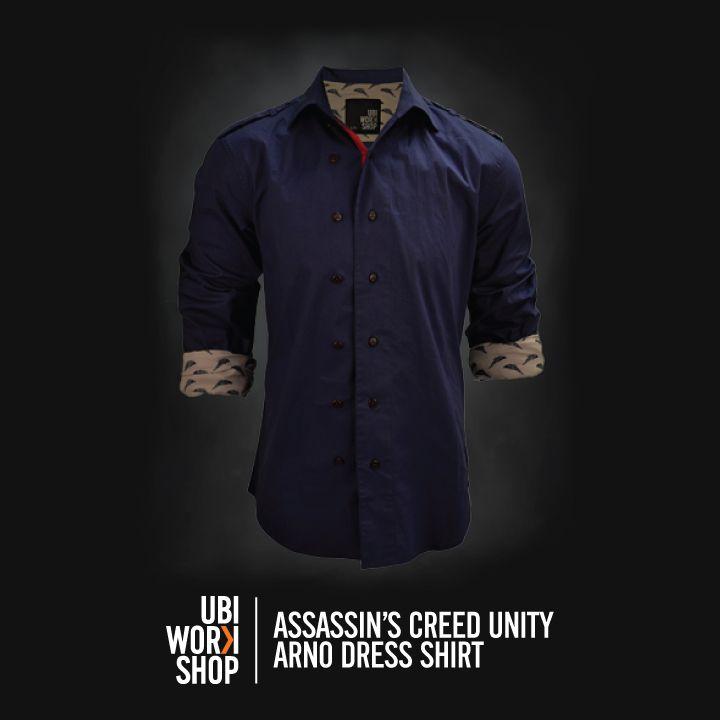 The Assassin's Creed unity Arno Dress Shirt