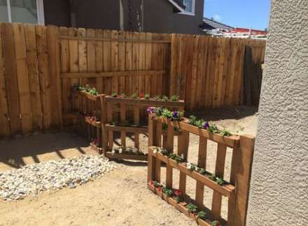 Diy Dog Run Pallets Backyards 65+ Ideas #diy | Backyard ...