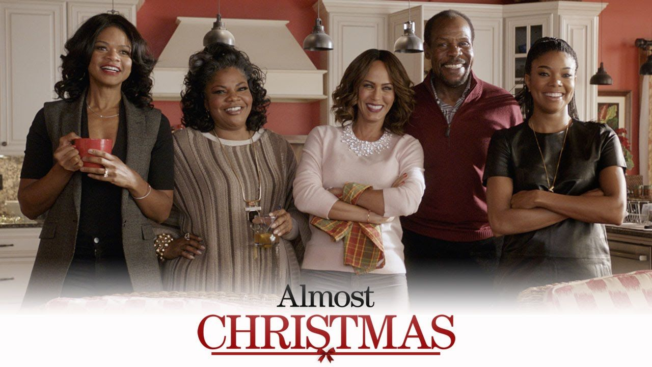 Cast From Almost Christmas.Can This Family Survive Christmas With A Cast Like This It