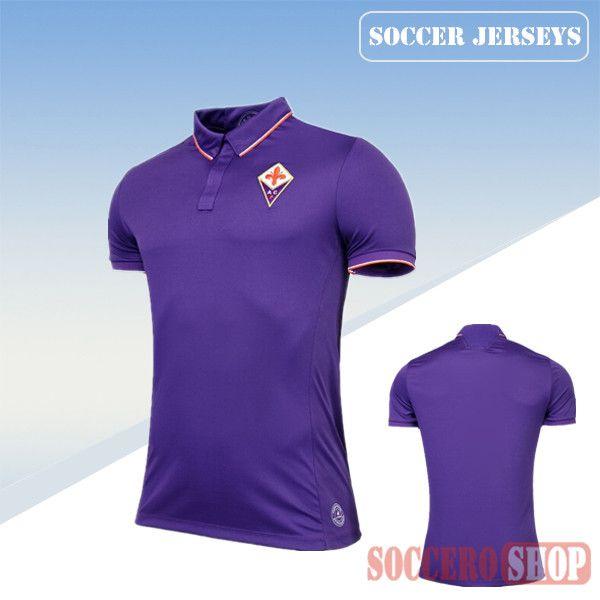 Soccer 2017 Fiorentina 2016 Latest Purple Home Jersey Replica A54RjL