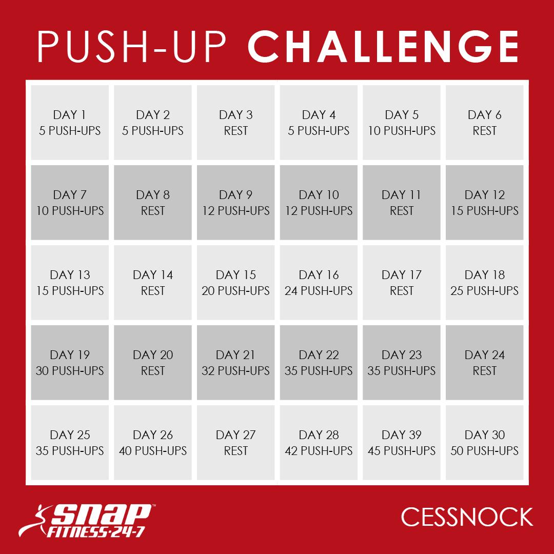 New Month New Challenge! 💪🏼