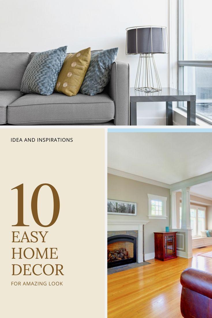 22 easy home decor designs for your current home decor inspirations rh pinterest com