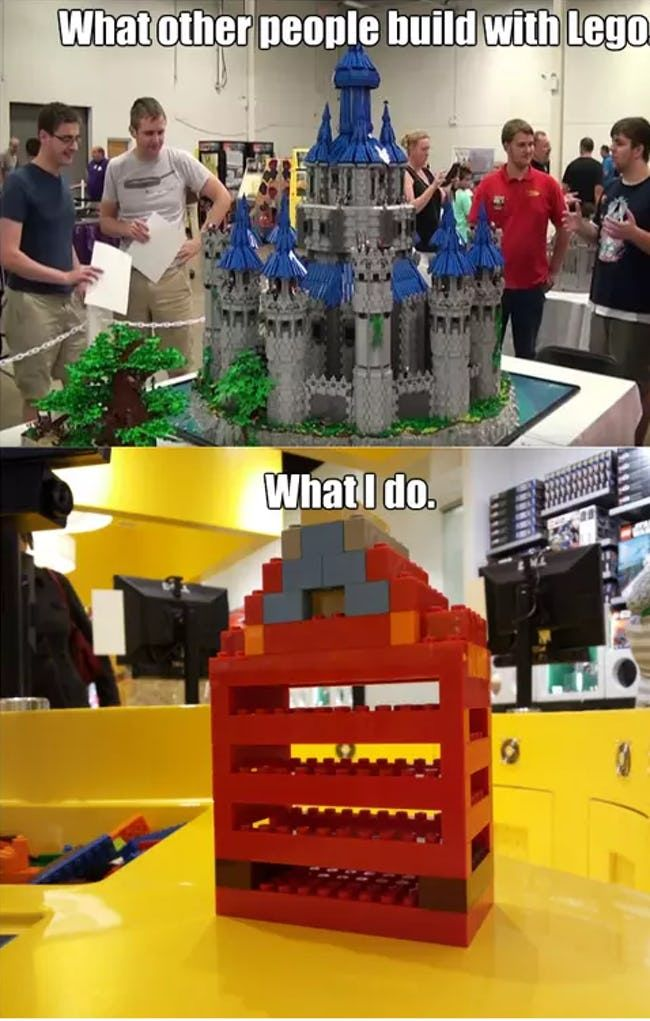 22 Pictures Only People Who Love Legos Will Lego Memes Funny