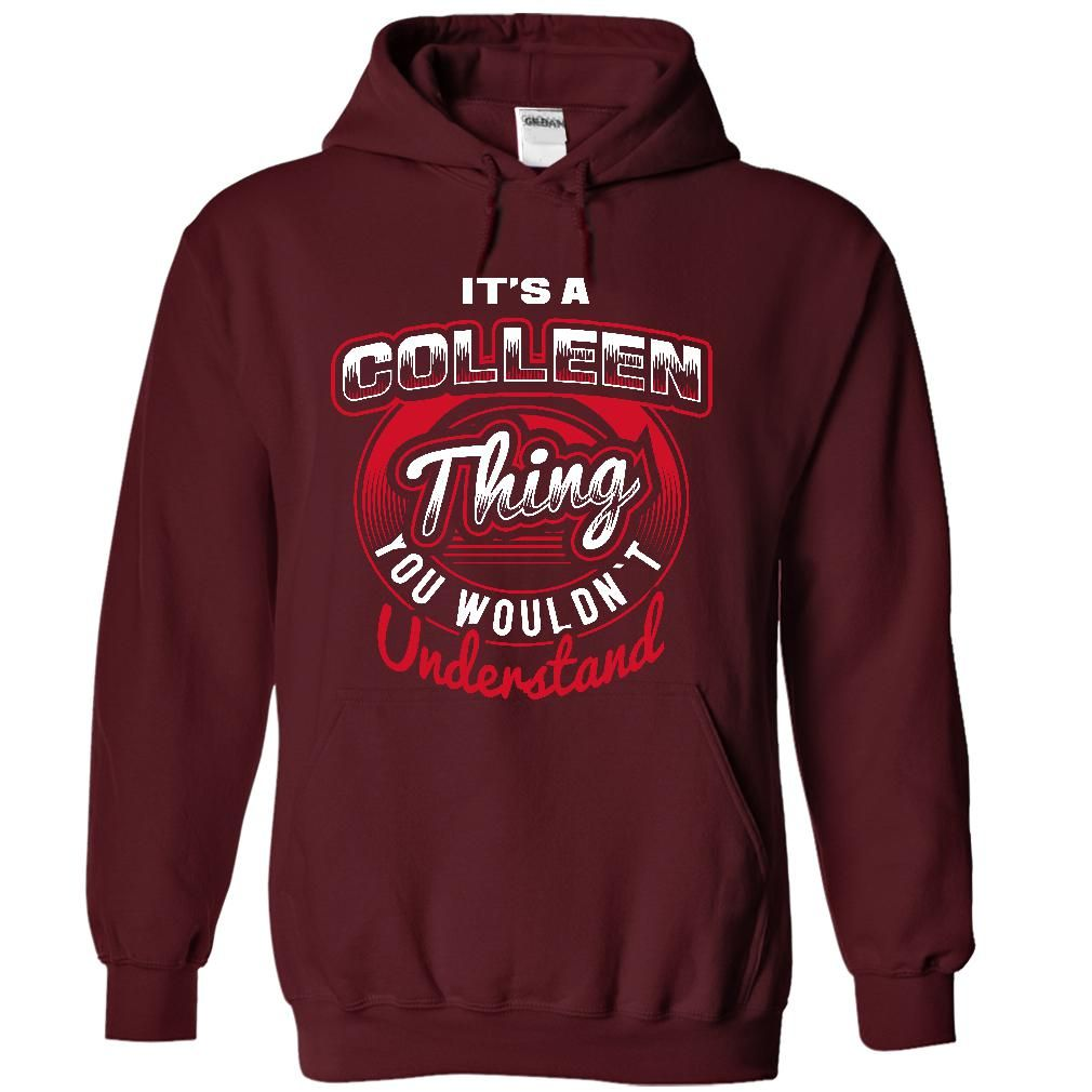 Its A COLLEEN Thing!!!