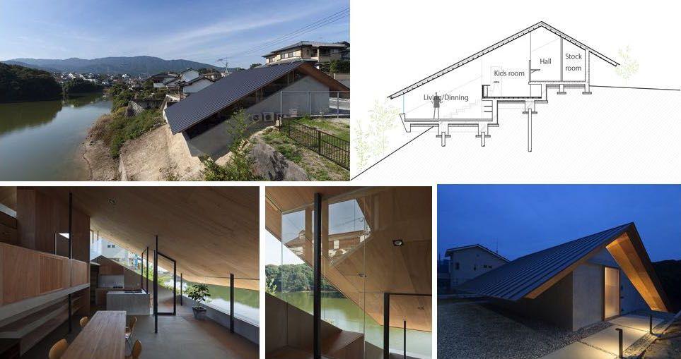 Casas en terrenos inclinados proyectos que intentar in - Terreno con casa ...