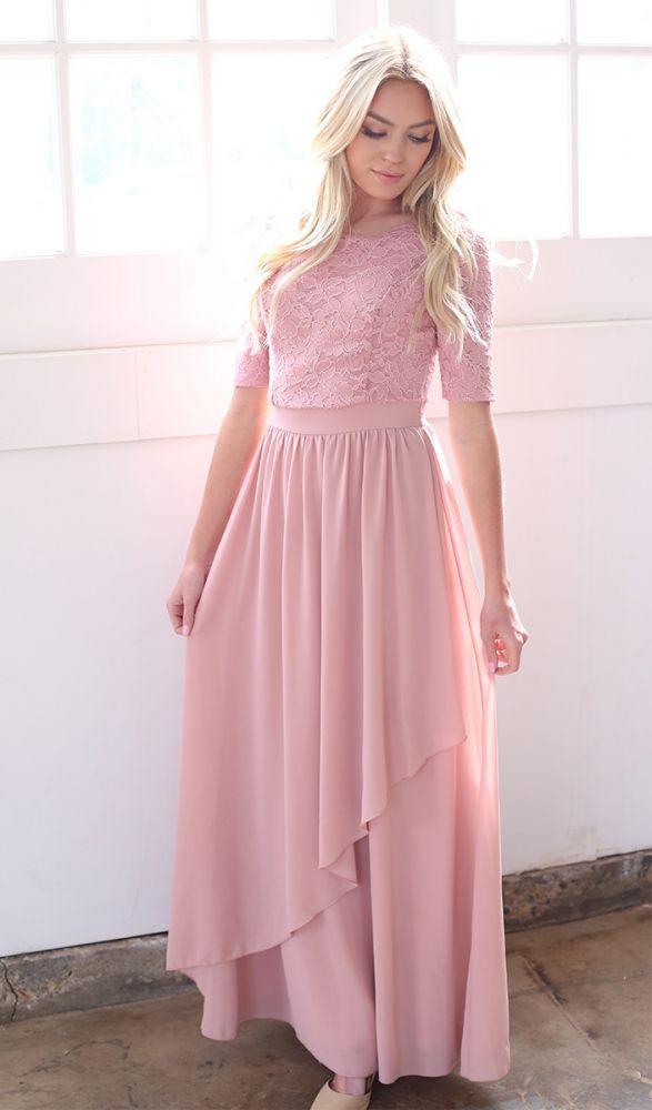 Lauren Maxi Dress - MW24350 | Apostolic-Pentecostal fashion ...