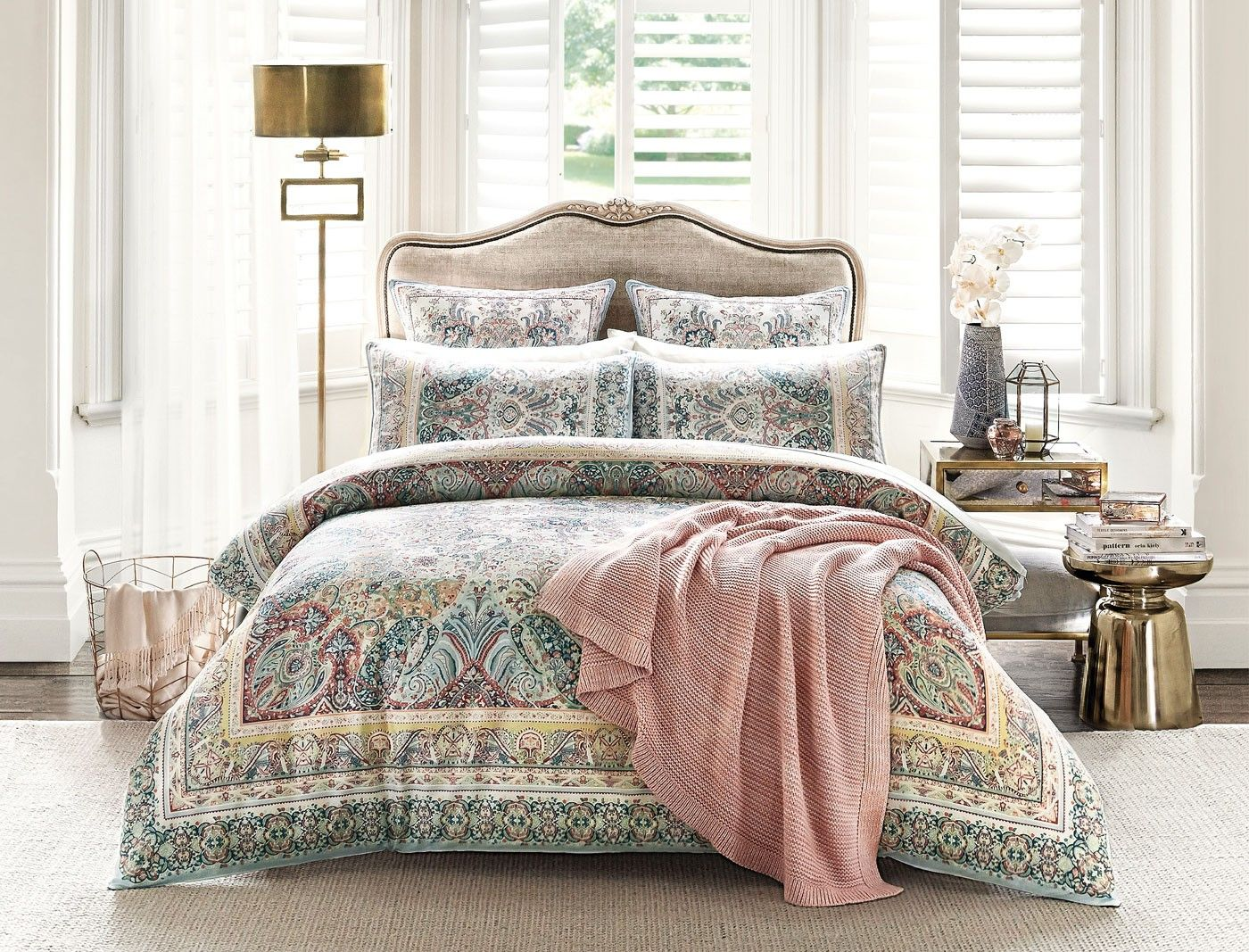 intricately patterned with a chalky colour palette and subtle rh pinterest com