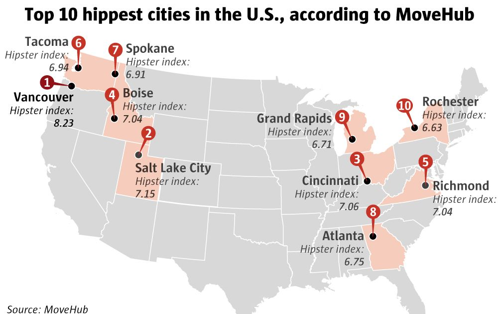 the portland suburb topped the country when it comes to tattoos rh pinterest com