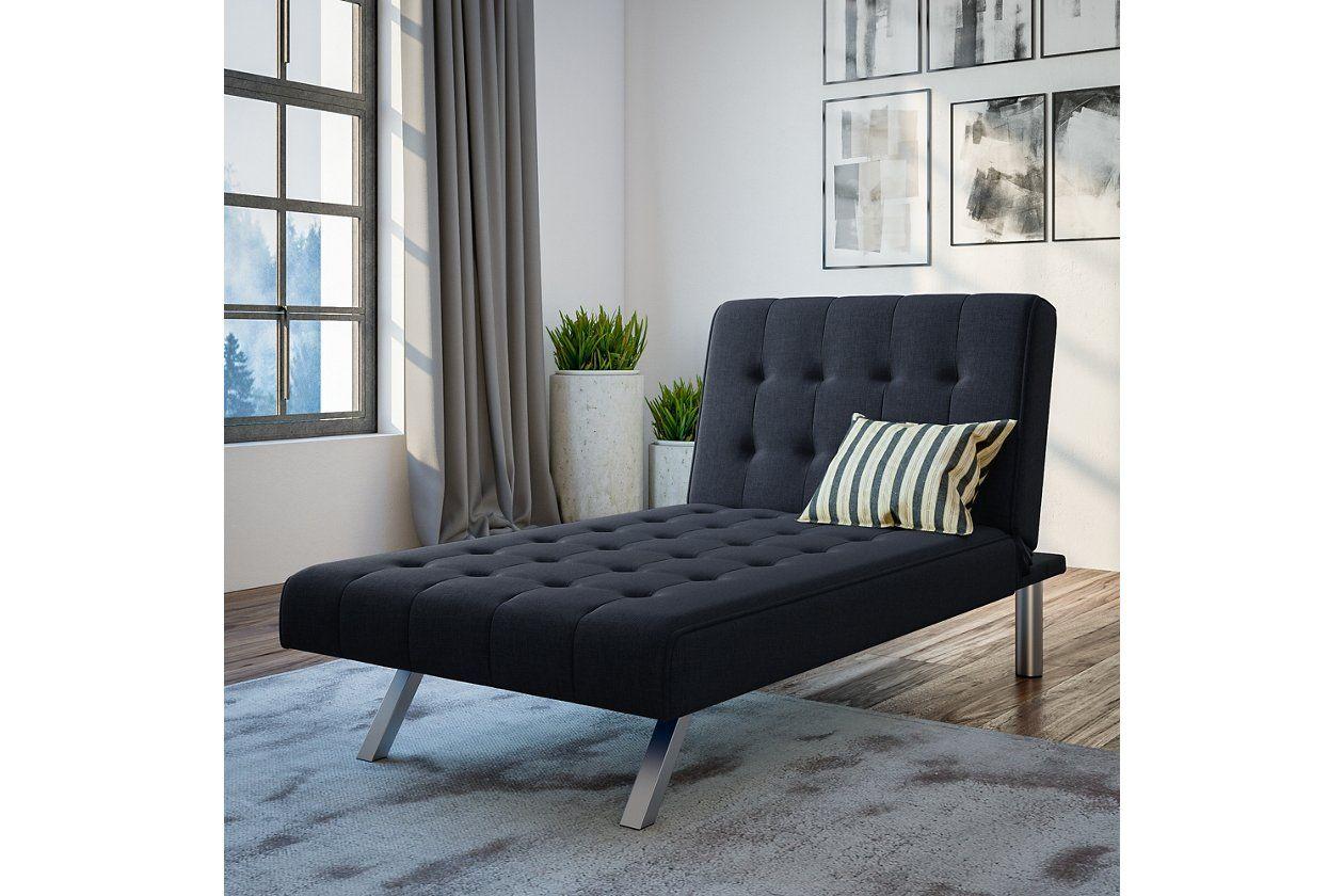 Elvia Chaise Lounger Ashley Furniture HomeStore Single