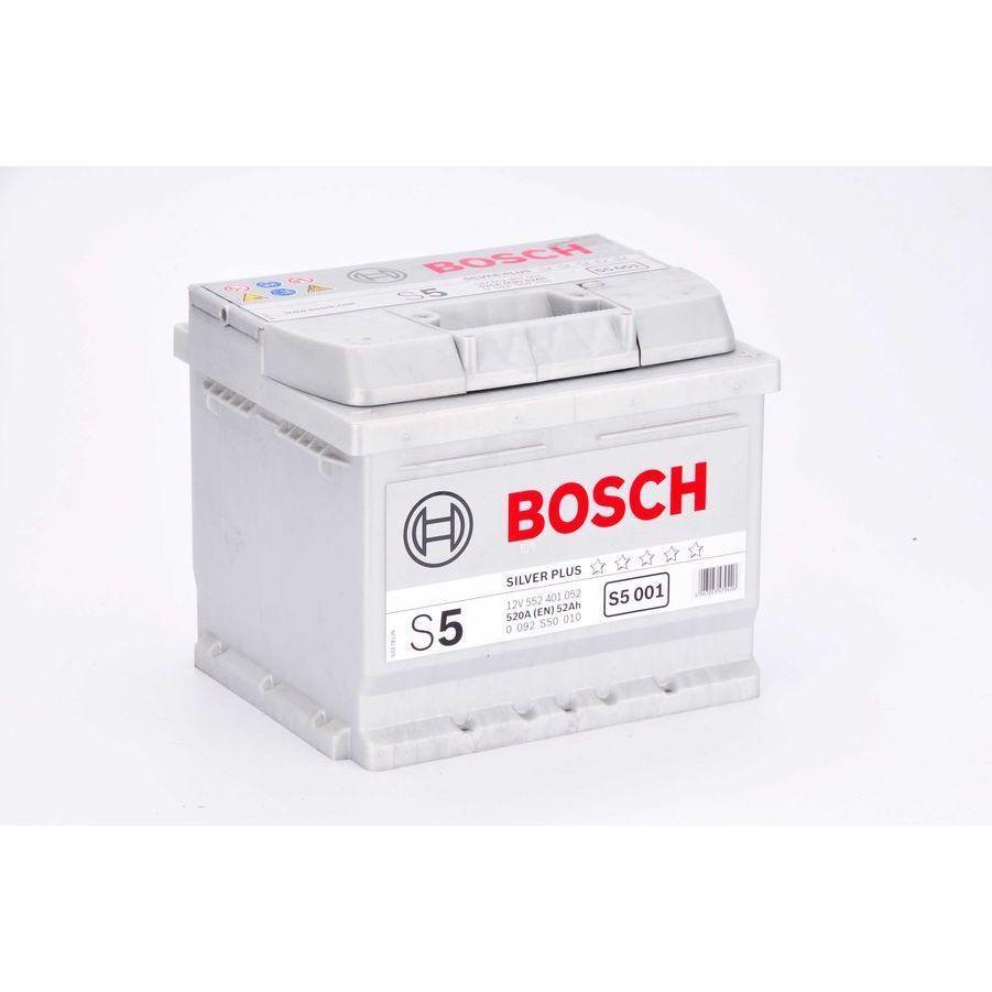 Mpataria Aytokinhtoy Bosch S5001 52ah 520en Car Accessories Auto Container
