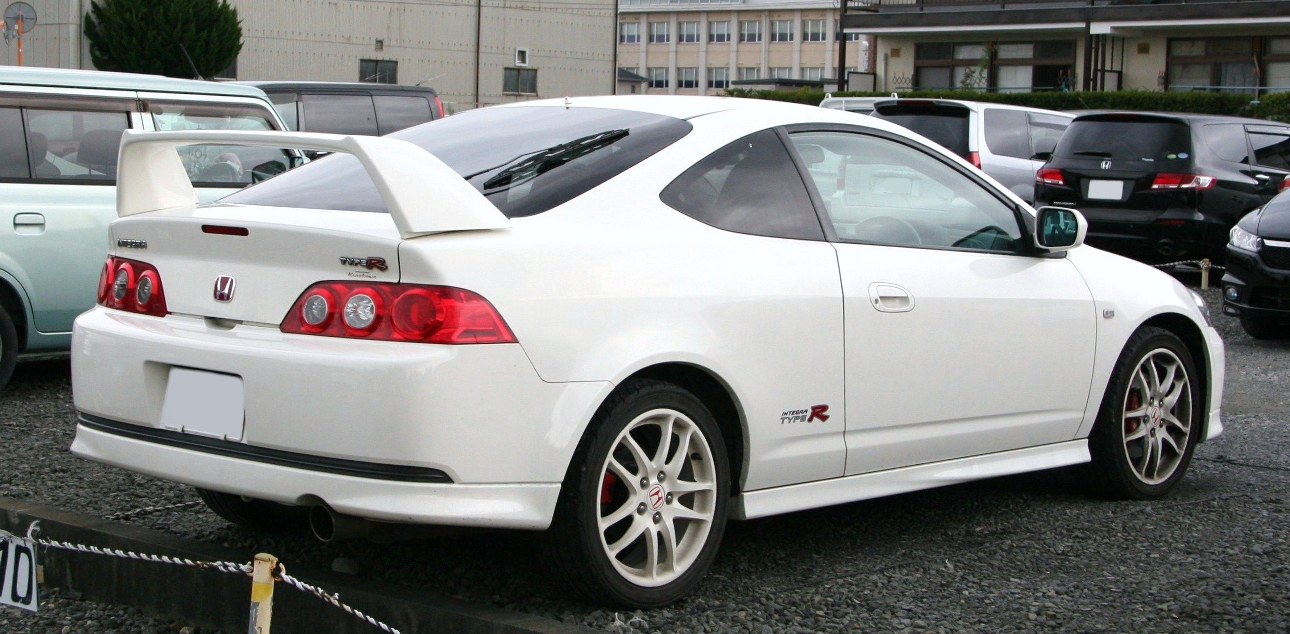 Genial Honda Integra Type R (DC5)