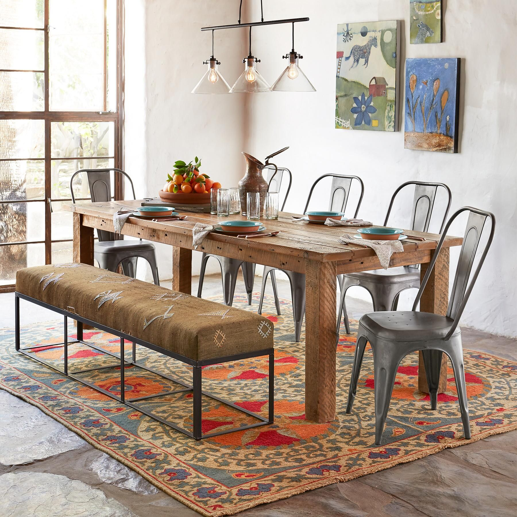 Longmont Dining Table In 2020 Pine Dining Table Dining Table