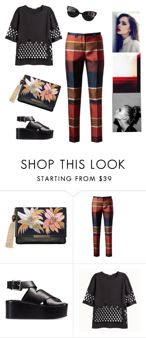 """""""Keeping it simple"""" by nadia-van-niekerk ❤ liked on Polyvore featuring Lizzie Fortunato, Ostwald Helgason, Alexander Wang, H&M and Tiffany & Co."""