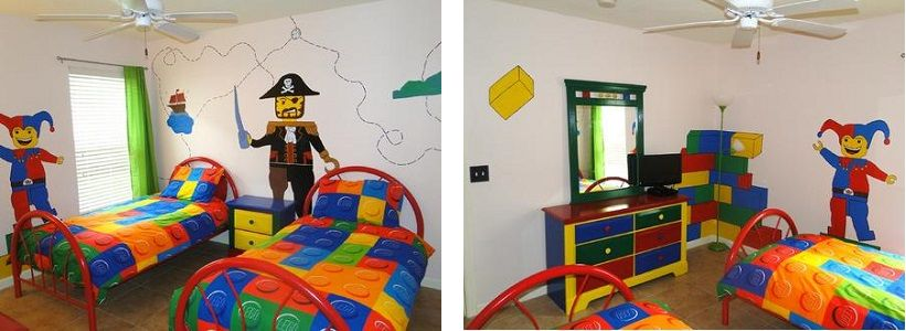 Lego Bedding For Kids Rooms