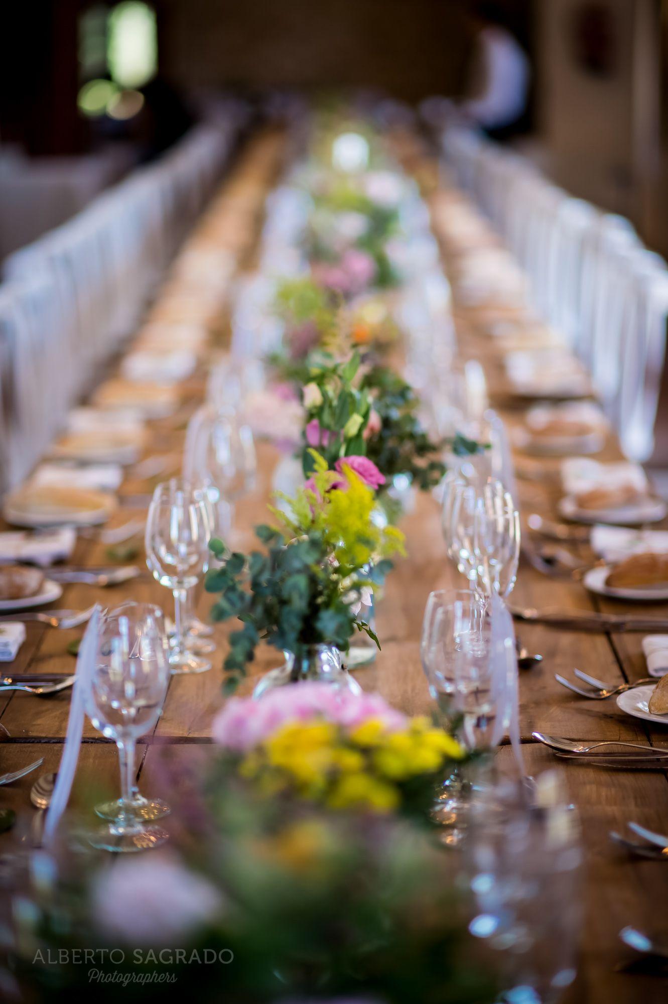 Dise o de centros de mesa vintage para bodas centros de for Centros de mesa de diseno