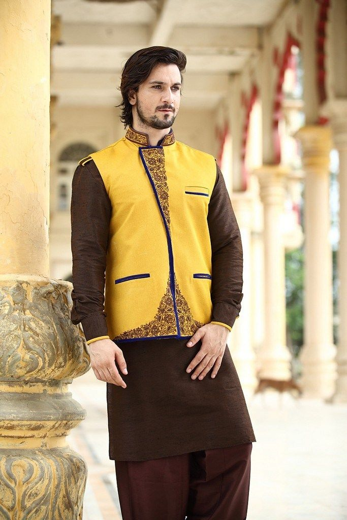 Wine Linen Readymade #Pathani #Suit @ $186.66 | Men's Kurta ...