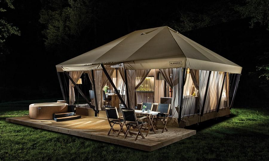 Mobile tents » Adria Mobile Homes & Mobile tents » Adria Mobile Homes | rather glamp than camp | Luxury ...