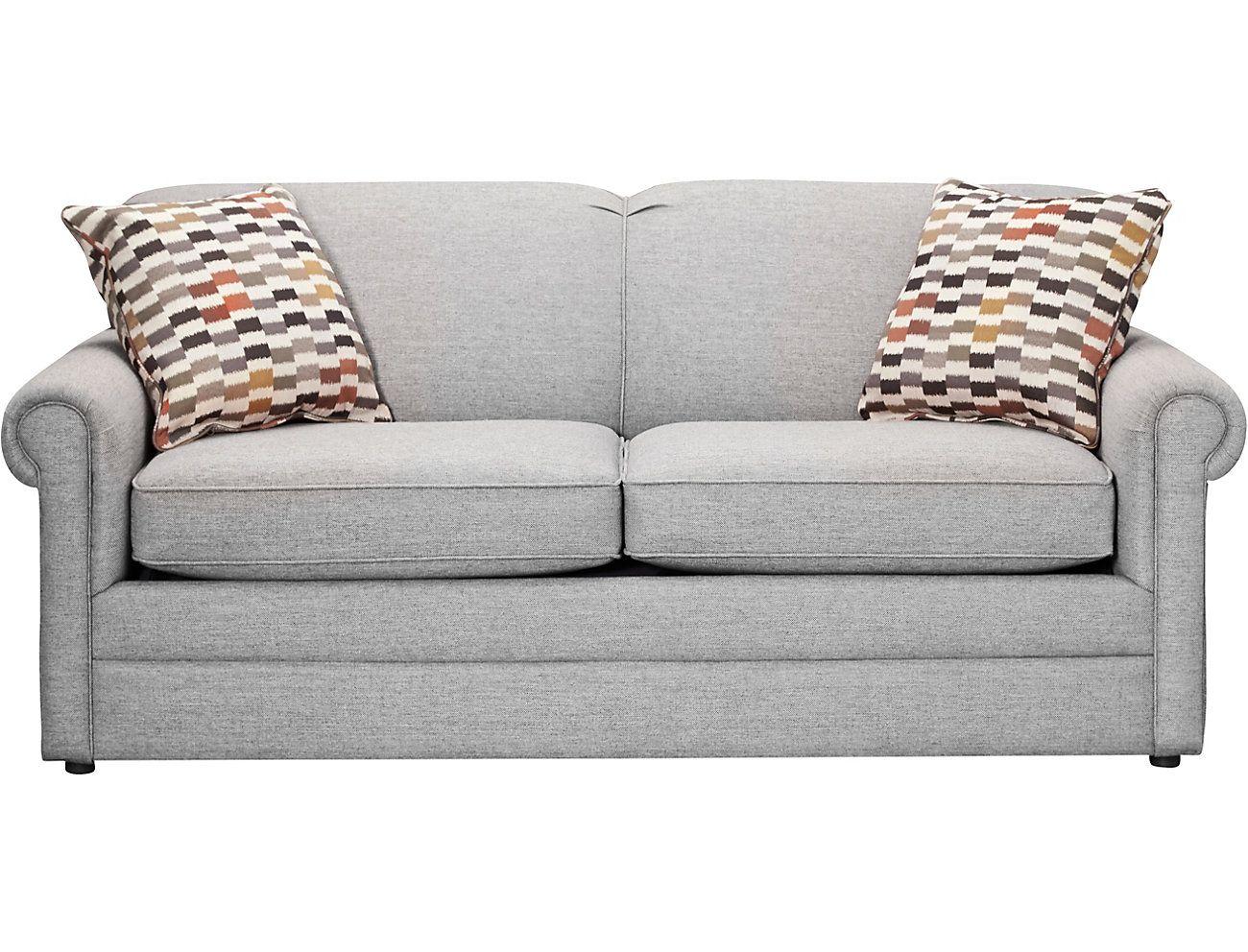 Kerry iii full sleeper steel steel large sleeper sofa