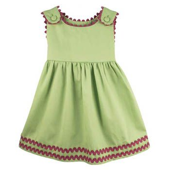 Garden Princess Pique Dress by Princess Linens