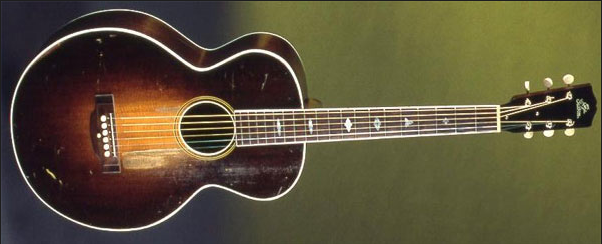 Guitar History Gibson Acoustic Guitar Acoustic