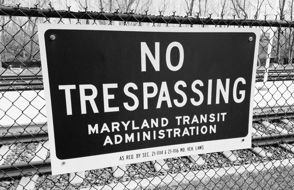 Maryland Trespassing Defense Lawyer Rice Law Firm Maryland
