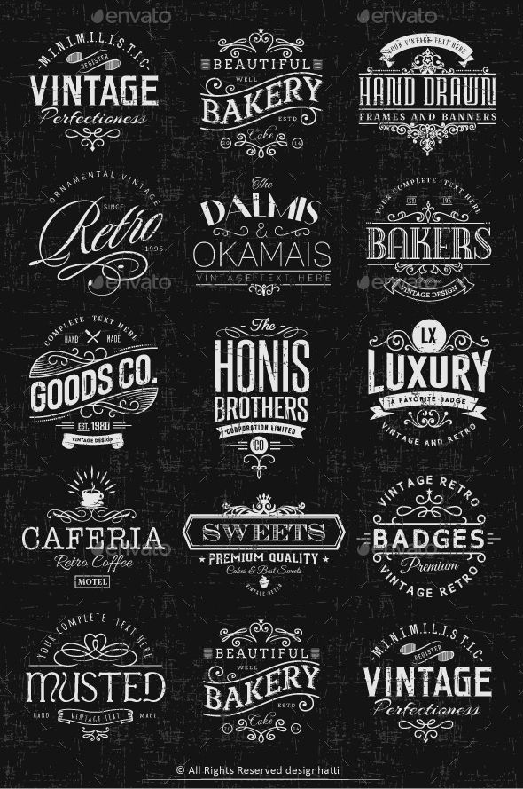 Post Typostrate Logo Design Inspiration Vintage Logo Inspiration Vintage Vintage Typography