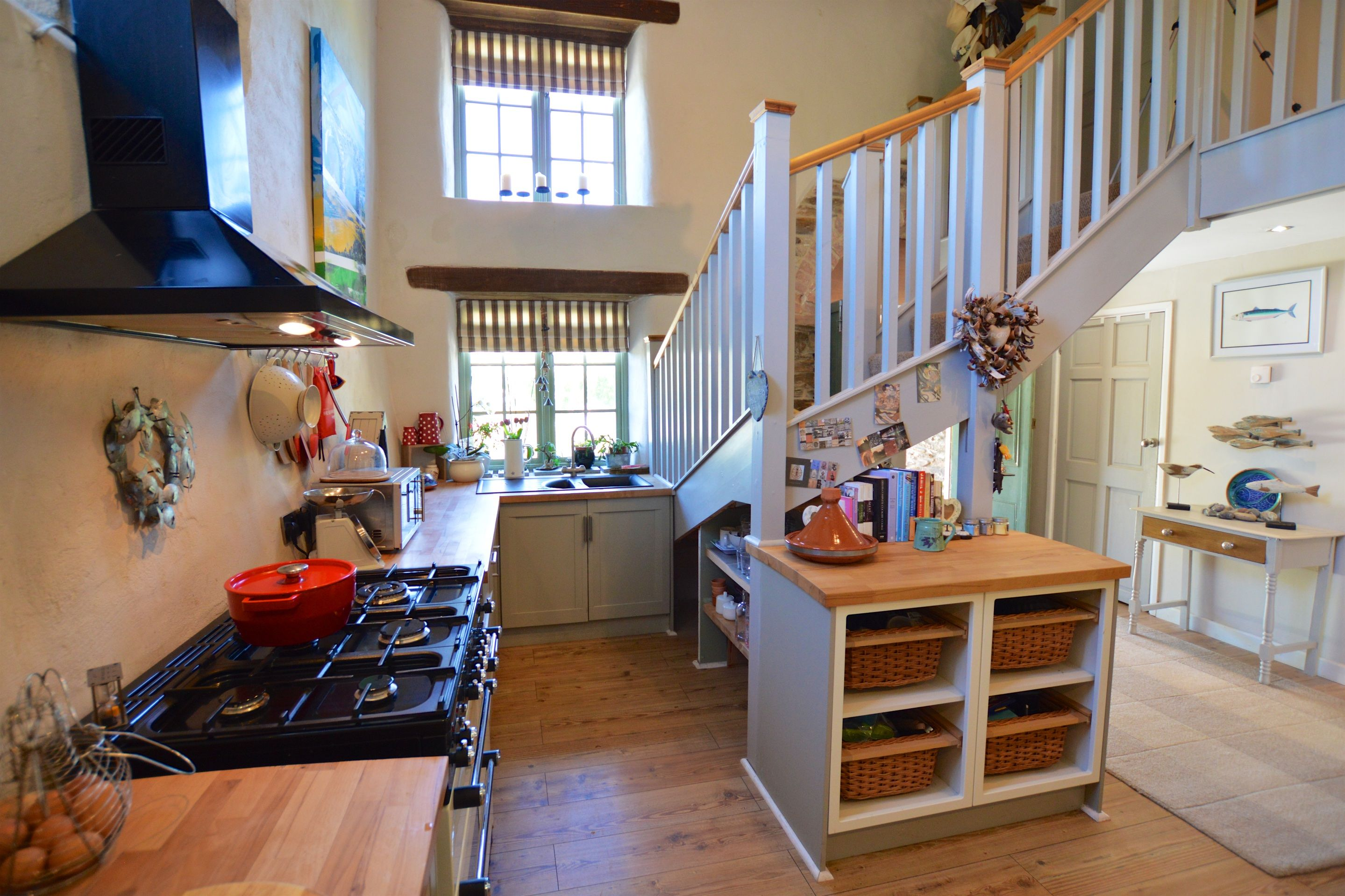 Holiday Cottages   Pure Cornwall The Old Chapel In Trevellas, St Agnes Is A Luxury  Holiday Rental, With A Stylish, Contemporary Interior, Retaining Many ...