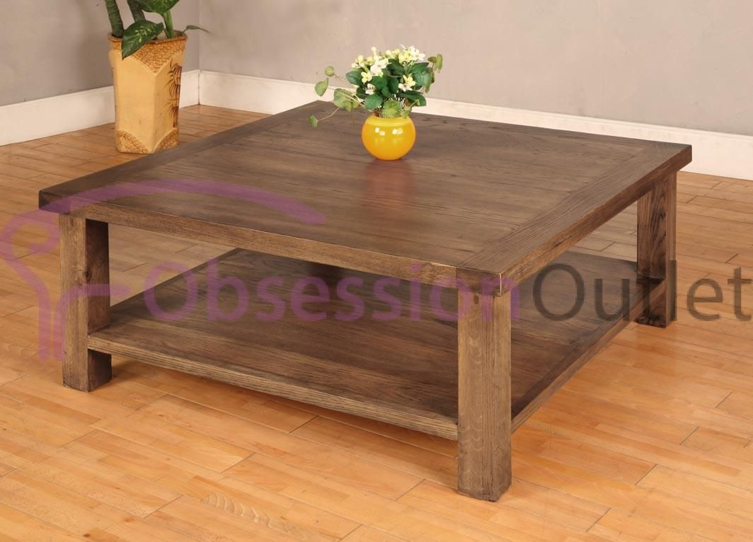Coffee Tables Sku Ctd38 Square Wooden Coffee Table Square Wood Coffee Table Rustic Square Coffee Table [ 766 x 1064 Pixel ]