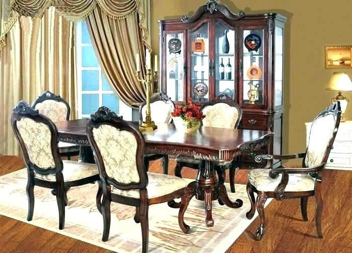 Fancy Dining Room Sets Nice Rooms Elegant