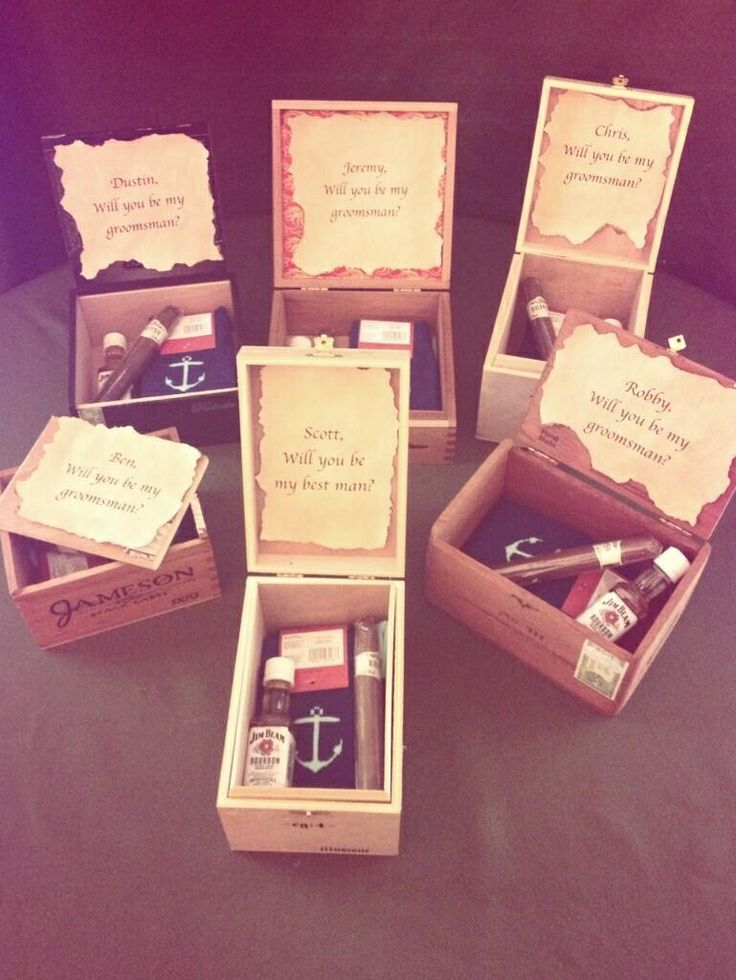 1000 ideas about ask groomsmen on pinterest be my for Best gift for mens