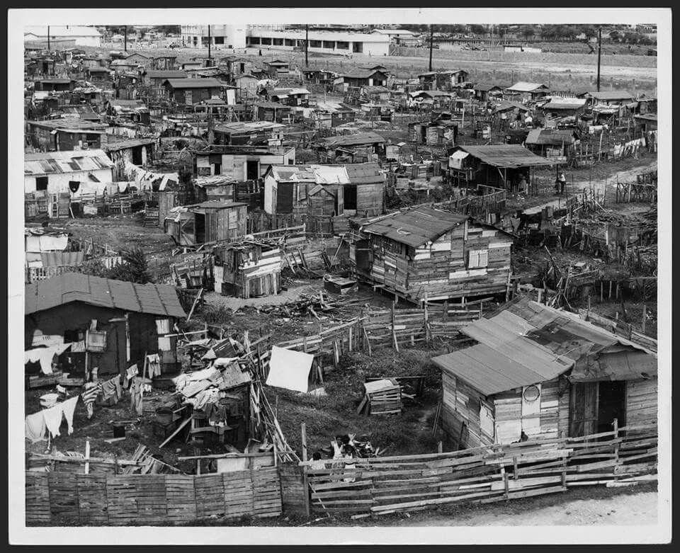 Vista Del Arrabal Corea En La Cantera San Juan Puerto Rico 1954 Cortesia Biblioteca Digital Puert Puerto Rico Pictures Puerto Rico History Puerto Rico Usa