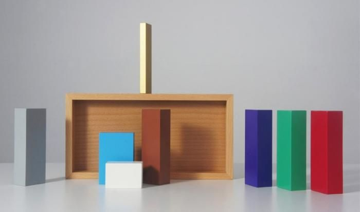Contemporary Colour Nativity Scene from Sebastian Bergne