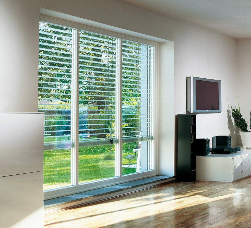 Стиль хайтек и жалюзи window blinds interior шторы