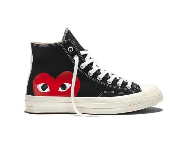 converse x cdg homme